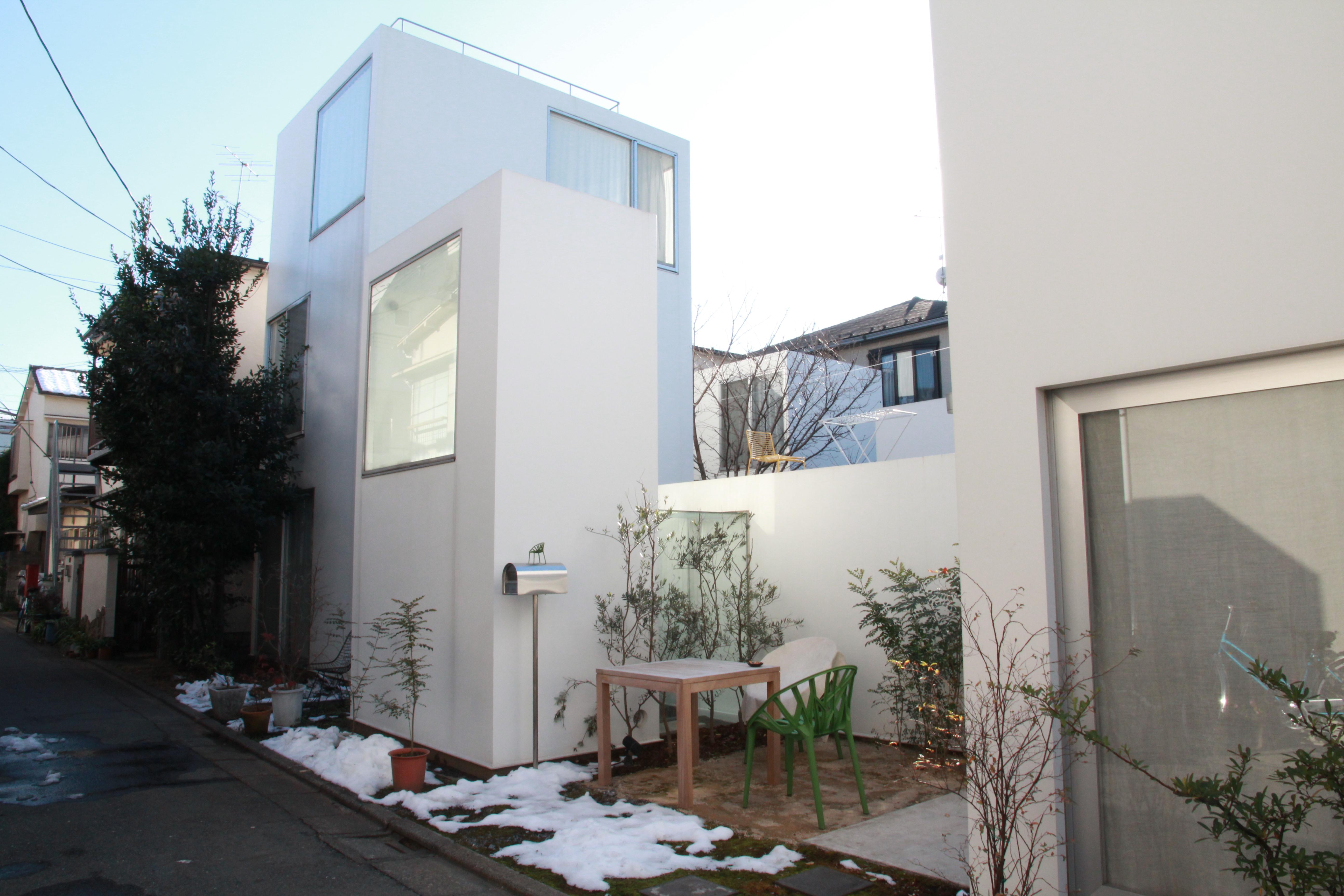 Moriyama House | Demusitecture